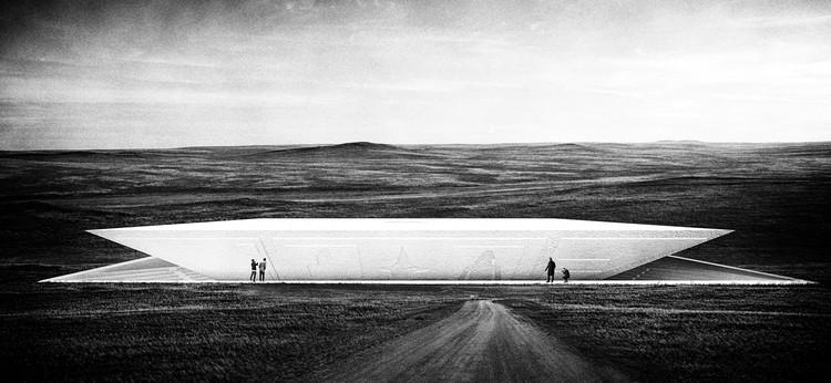 Tierra del Fuego: un dramático memorial en honor al desaparecido pueblo Selk'nam, Cortesía de Martin Massé