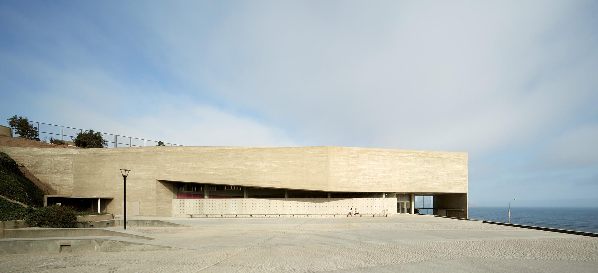 Barclay & Crousse recibe premio Hexágono de Oro en XVI Bienal de Arquitectura de Perú, Lugar de la Memoria, la Tolerancia y la Inclusión Social (LUM). Image © Cristobal Palma / Estudio Palma