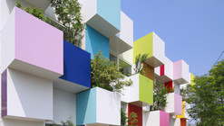 Sugamo  Shinkin  Bank - Nakaaoki branch / emmanuelle moureaux architecture + design