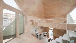 Casa Tsubomi / FLAT HOUSE