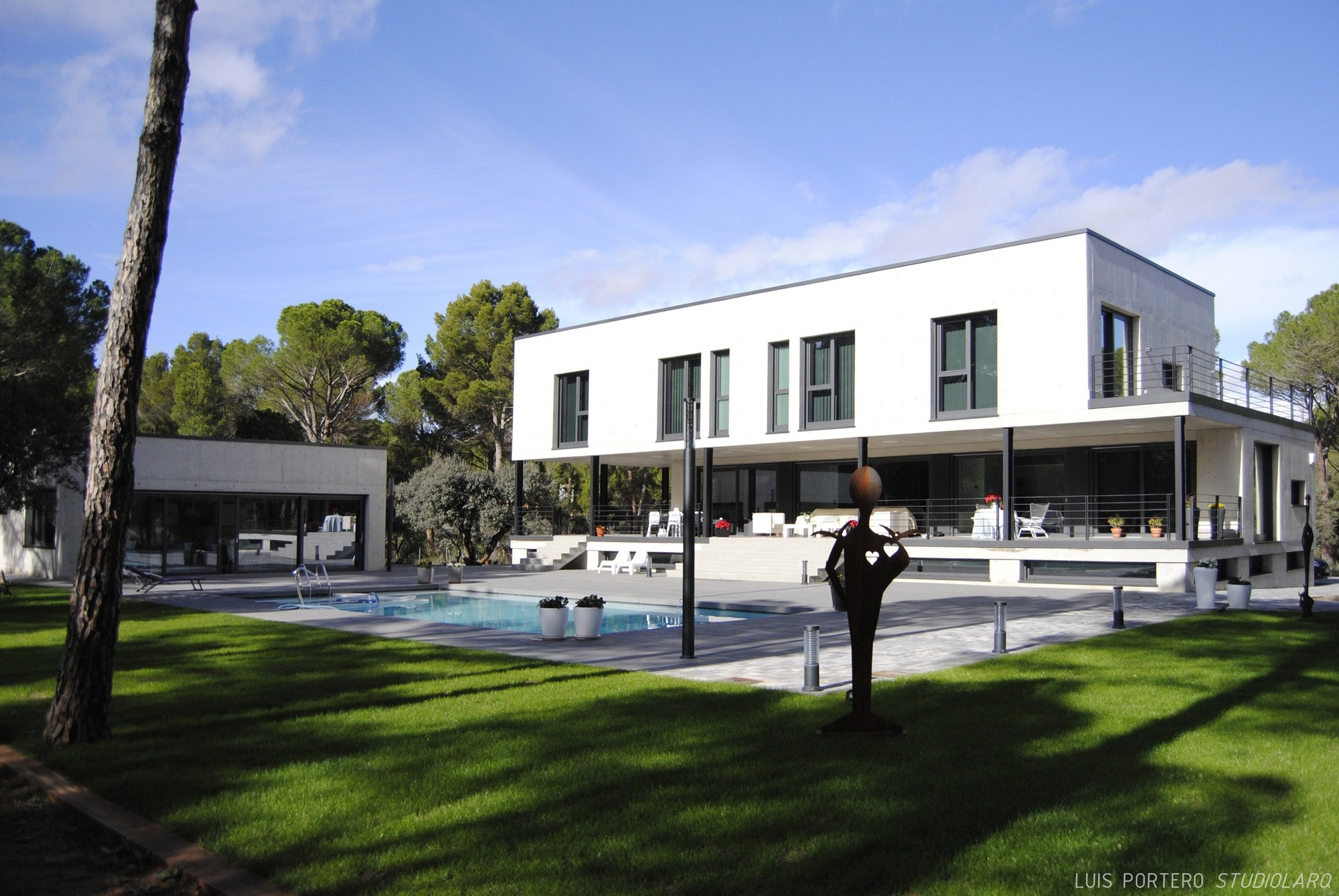 Albacete tag archdaily colombia - Arquitectos albacete ...