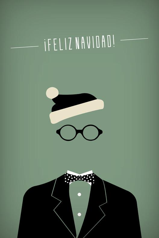 27 postales navideñas diseñadas por nuestros lectores, Gonzalo Arce