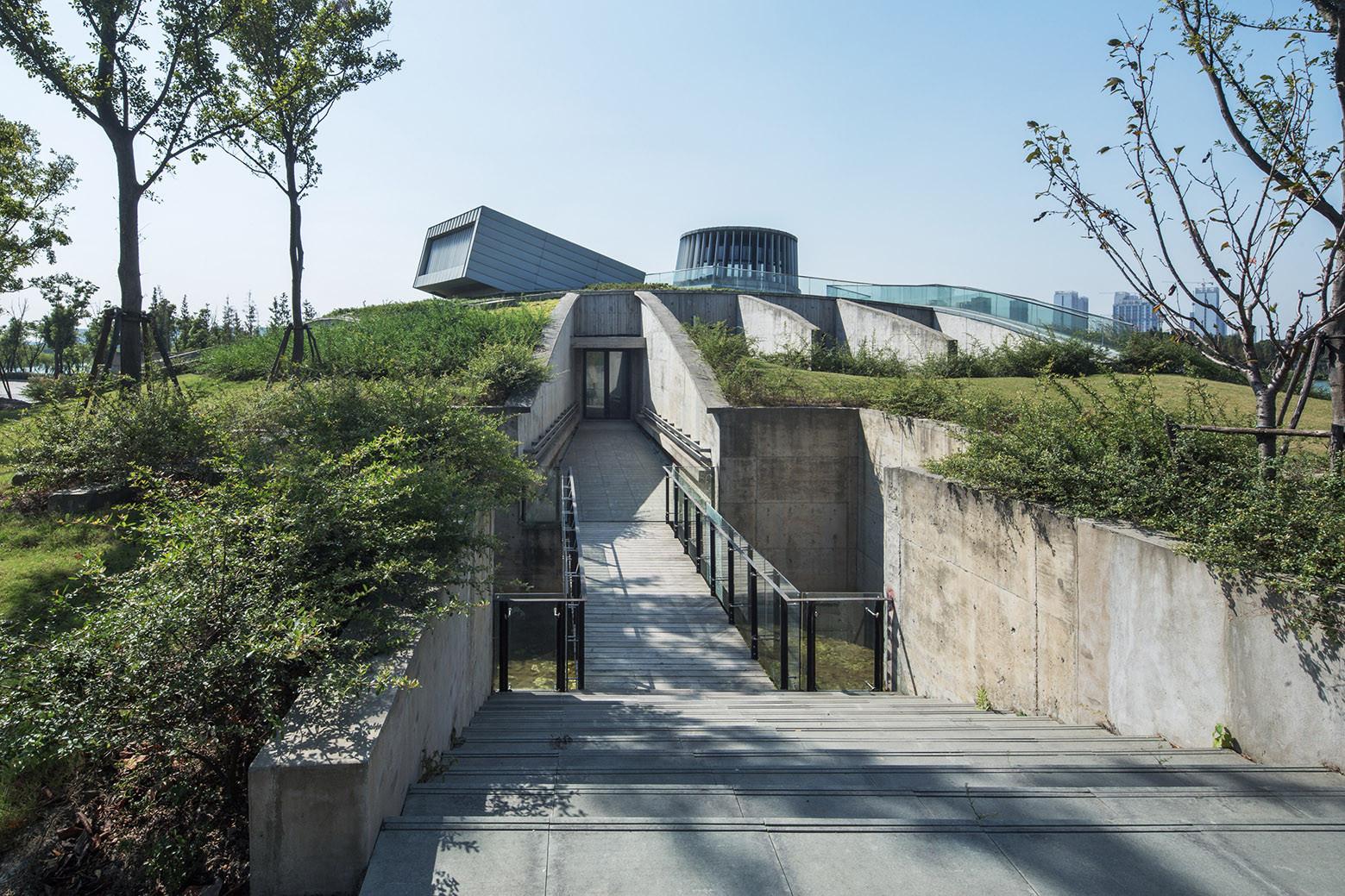 Restaurante frente al mar pro form architects for Form garden architecture