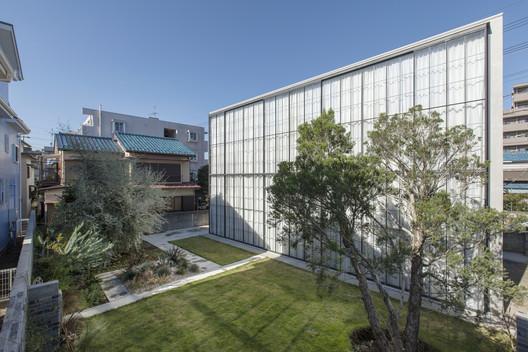 """Masuda + Otsubo's """"Boundary Window"""". Image Courtesy of Shingo Masuda + Katsuhisa Otsubo Architects"""