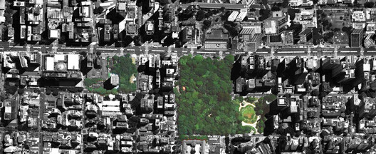 Áreas verdes. Image Cortesia de Hereñú + Ferroni Arquitetos
