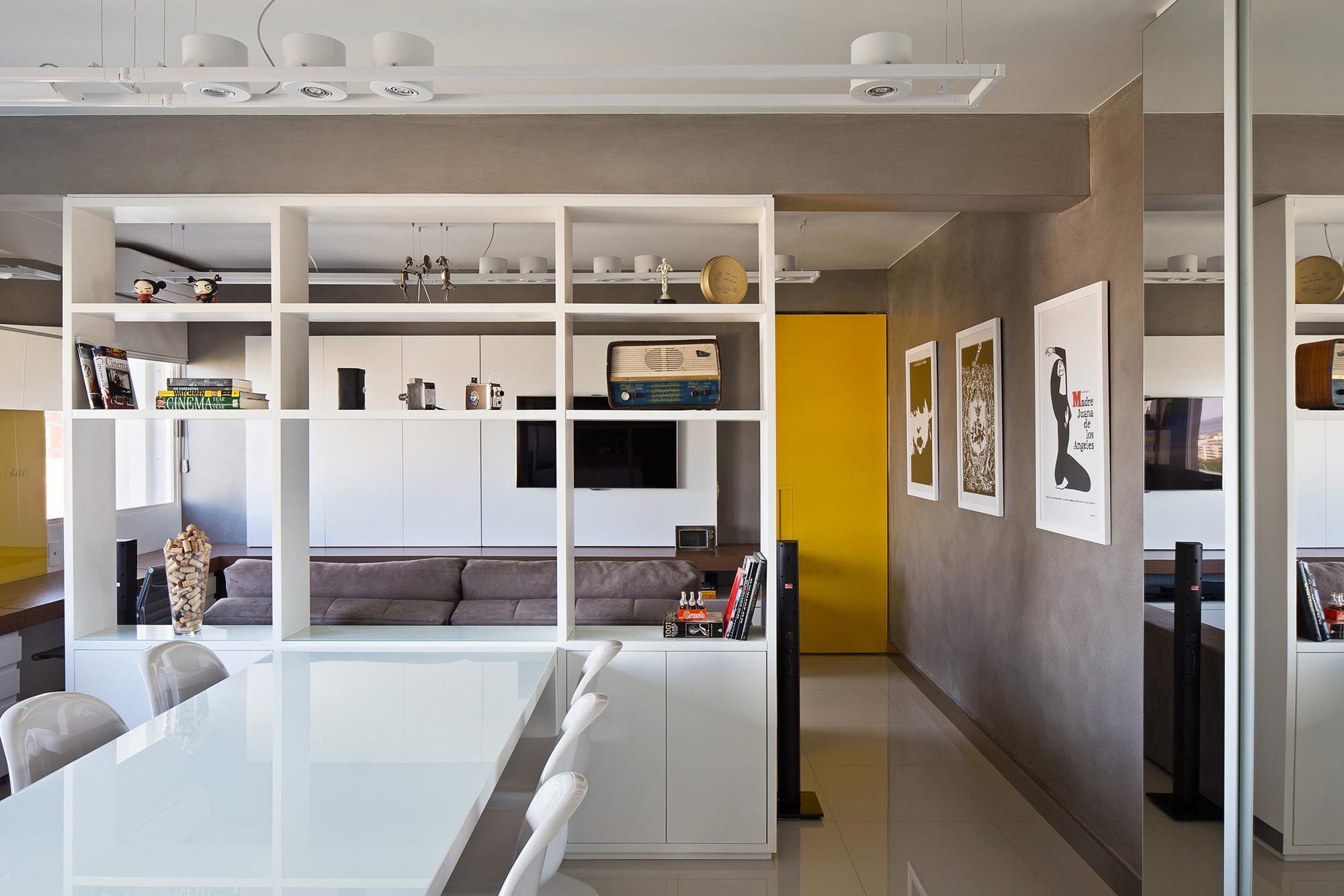 Apartamento MW / Albert Arquitetura + Flávia Chiari, © Haruo Mikami
