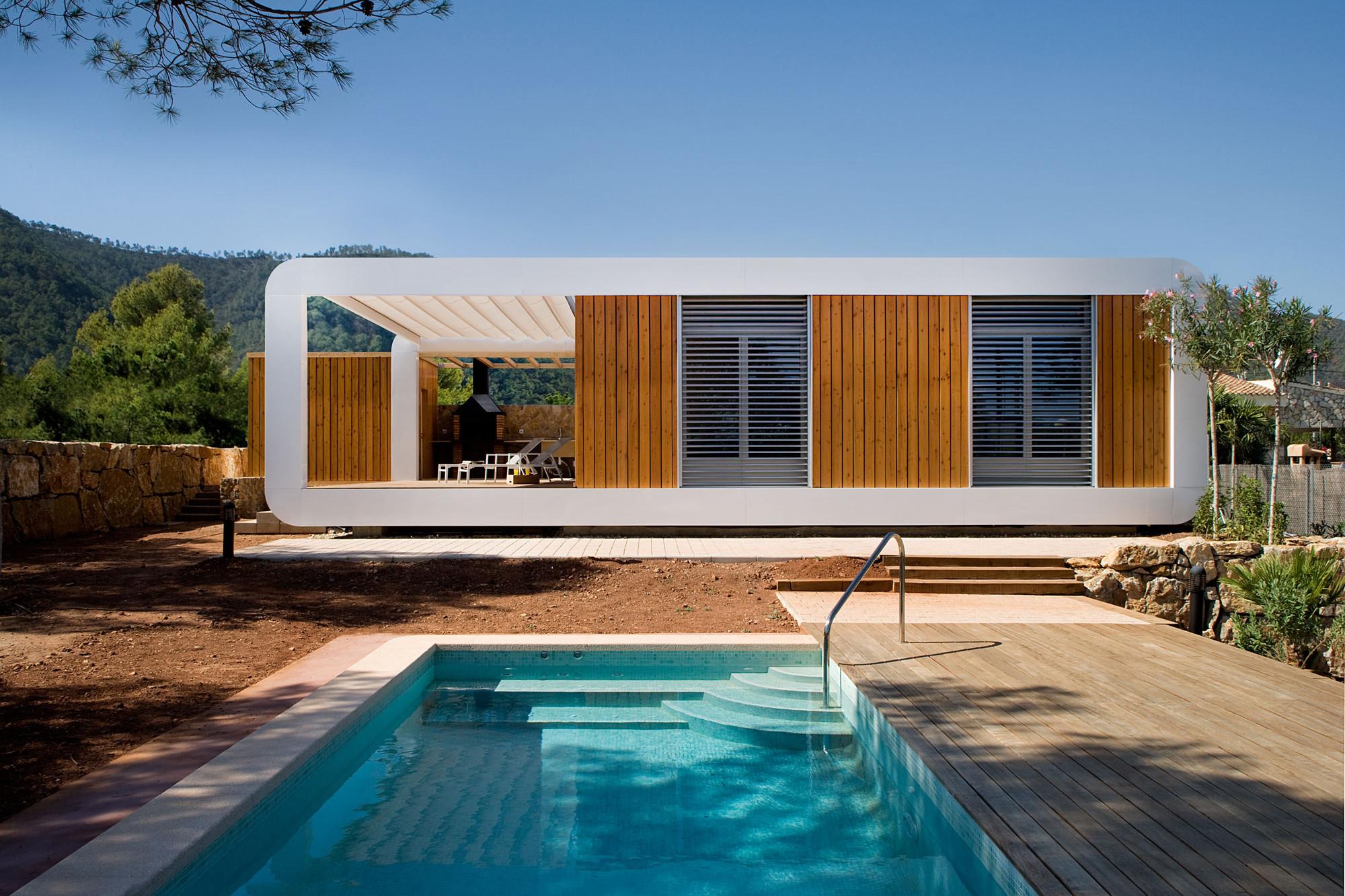 La casa ecológica 3.0 / NOEM, © Meritxell Arjalaguer