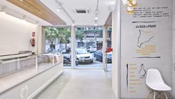 Local Pollos Planes / Barea+Partners