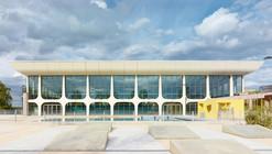Aquatic Centre Montigny-les-Metz / DRD Architecture