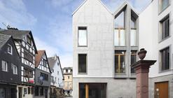 Vivienda en Kleine Rittergasse 11 / Franken Architekten