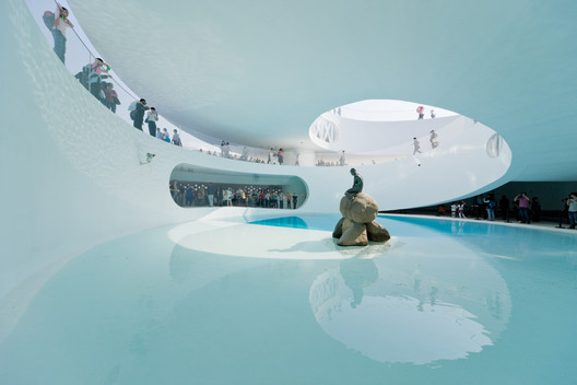 Danish Expo Pavilion 2010. Image © Iwan Baan