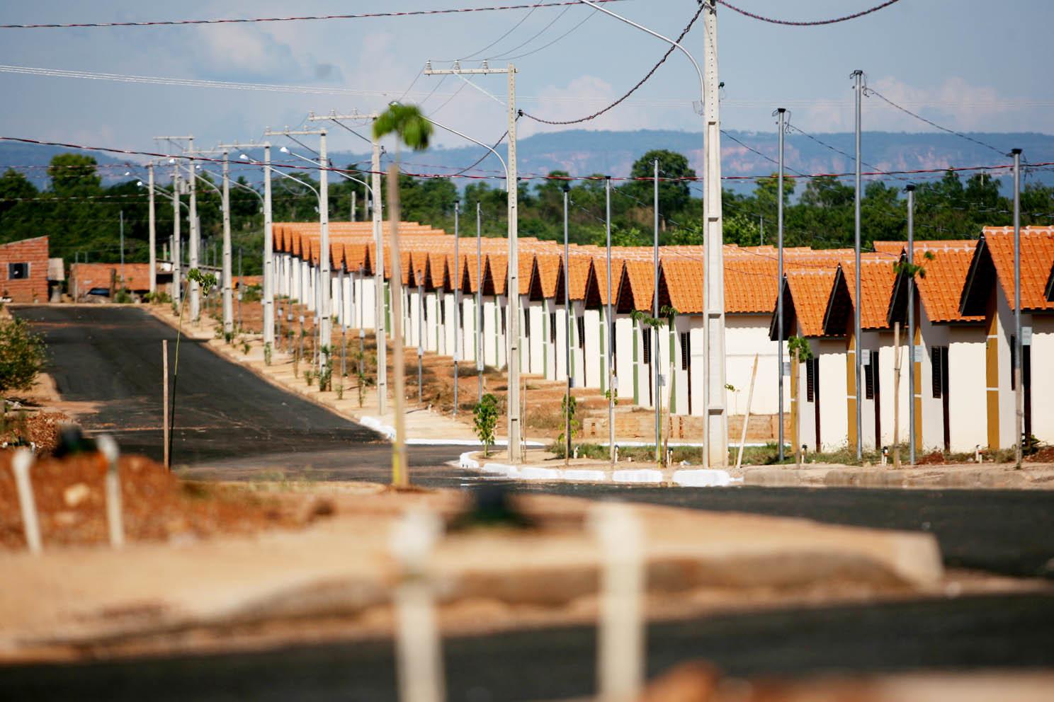 """Estudo encomendado pelo Ministério das Cidades avalia o programa """"Minha Casa, Minha Vida"""", Fonte da imagem: Portal AZ"""