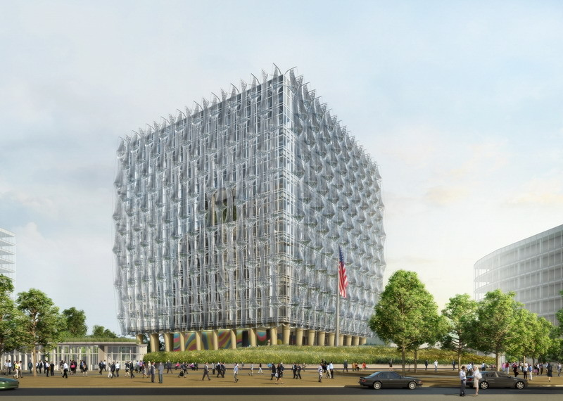 Bon Davis Brody Bond And KieranTimberlake Chosen To Design New NYU Facility, US  Embassy In London