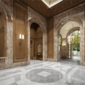 INTERIOR RENDERS OF ROBERT AM STERNS 520 PARK AVENUE, NYCS MOST EXPENSIVE APARTMENT BUILDING