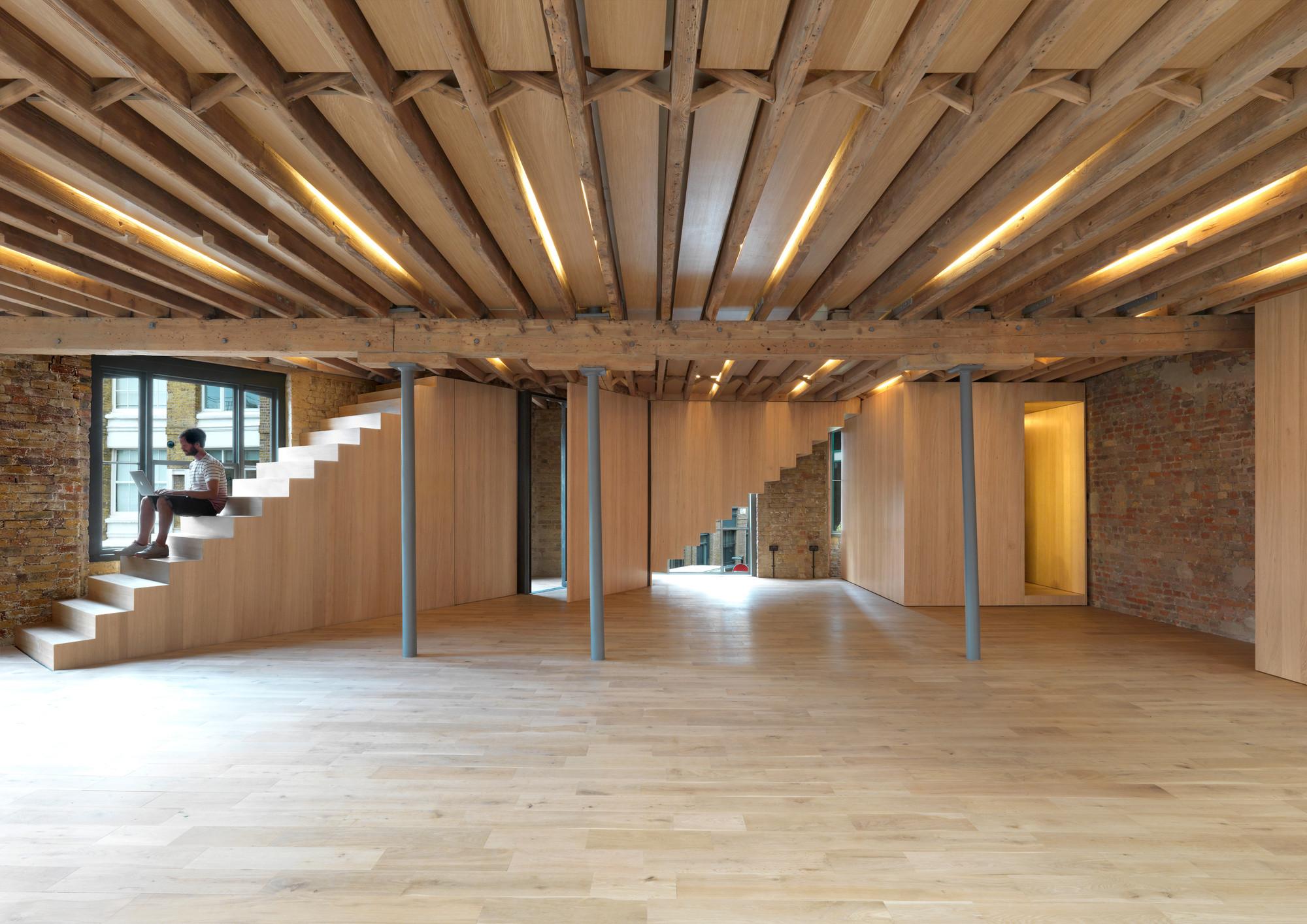 Phipp Street / Amin Taha Architects, © Charles Hosea
