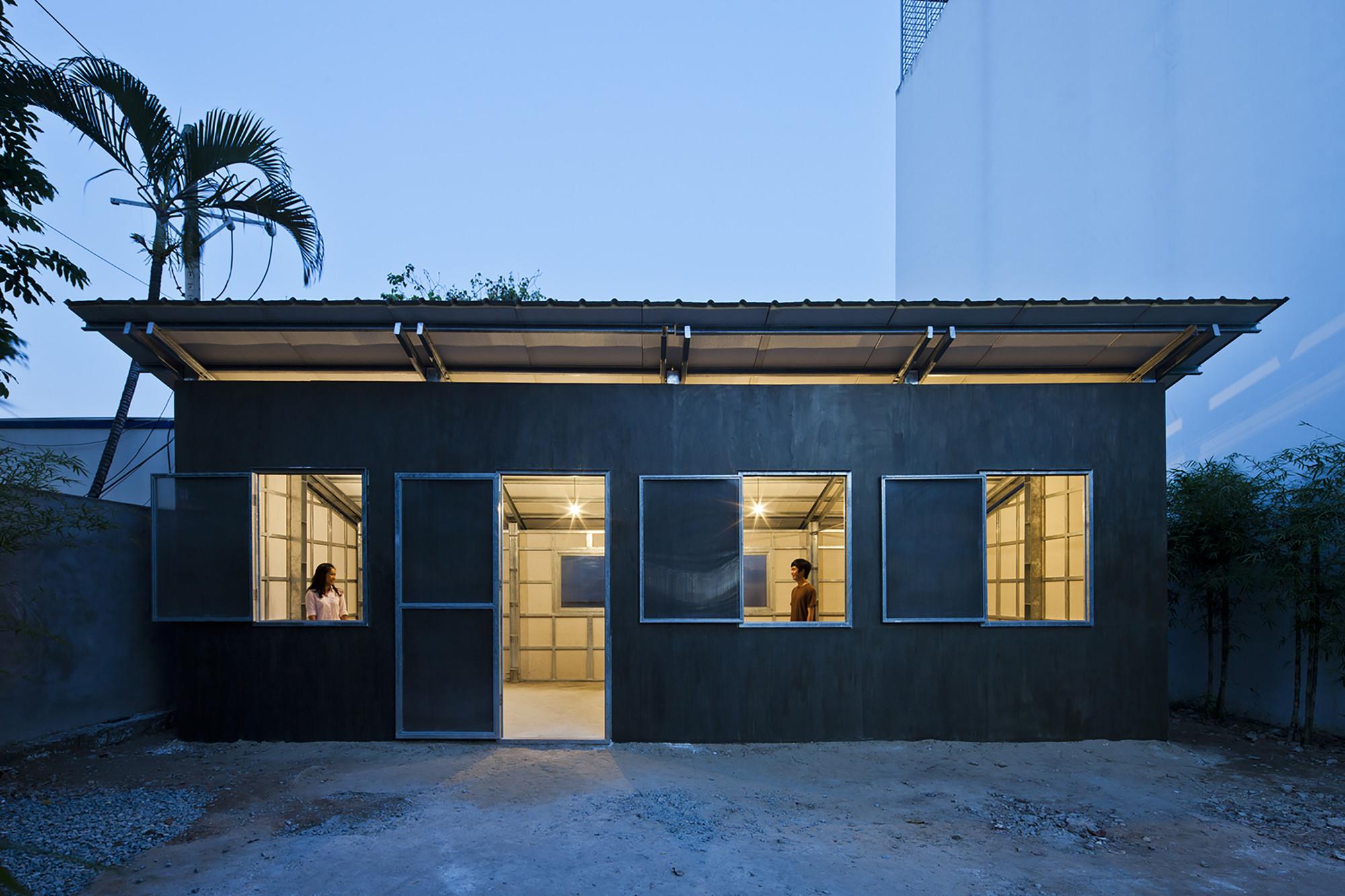 Minimalist House Project - Hiroyuki oki