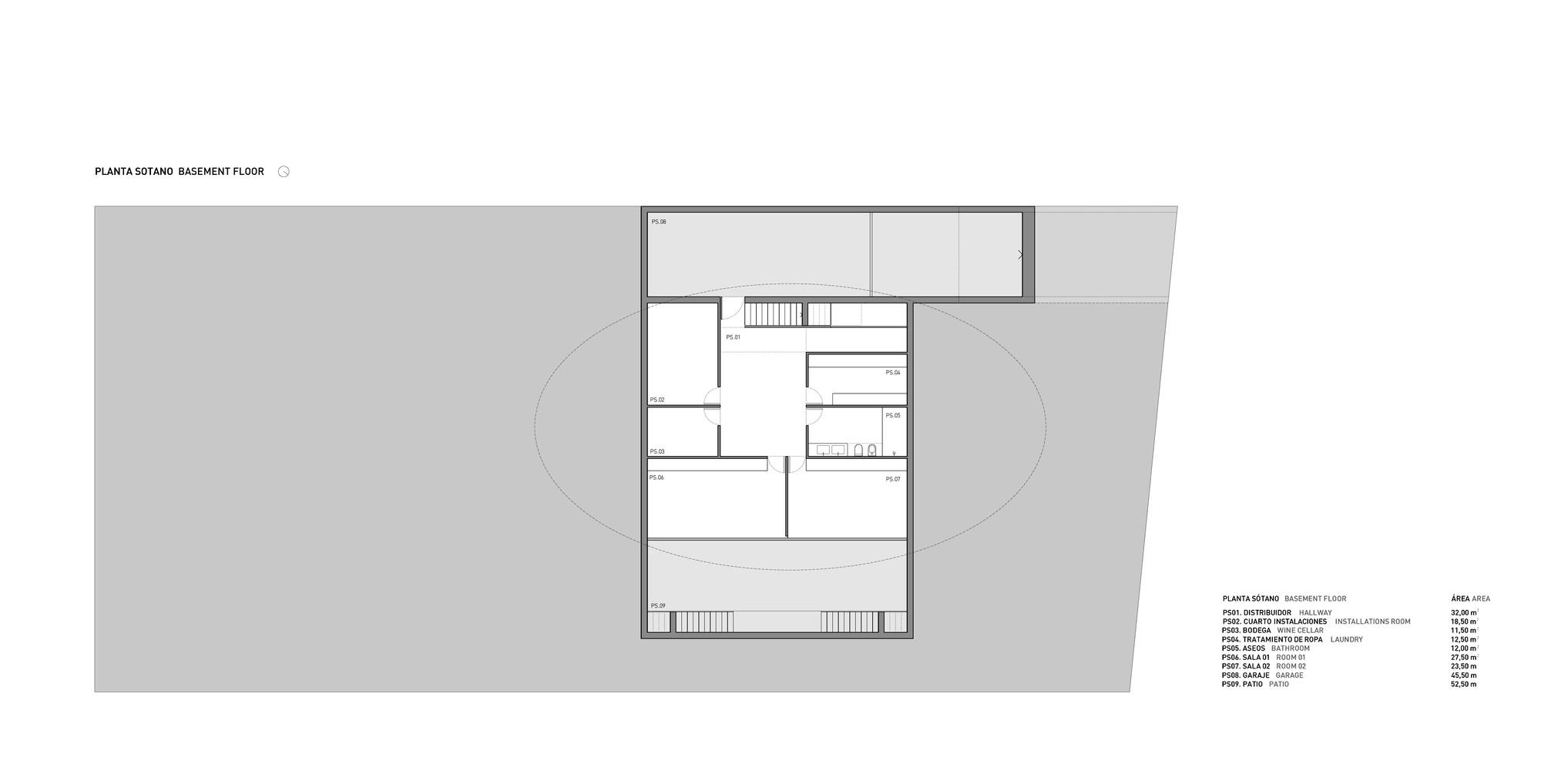 Galeria De Casa Balint Fran Silvestre Arquitectos 22