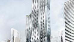 Studio Gang Behind Supertall Tower Planned for Chicago