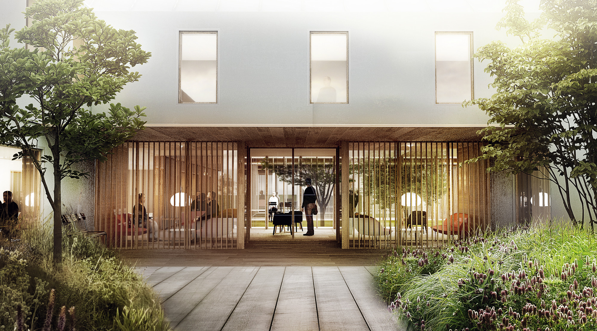 Gallery Of CREO ARKITEKTER And WE Architecture Shares
