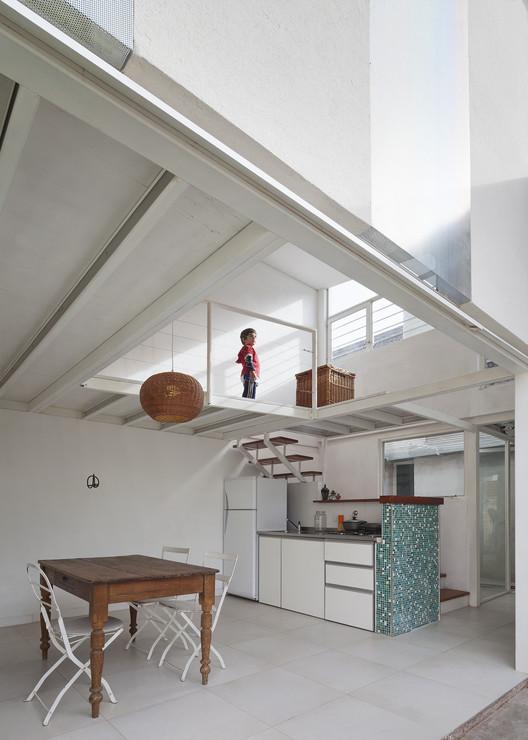 PCF House / Pérez Cepeda, Francesconi, © Federico Cairoli
