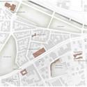Contexto urbano: os vazios e os museus