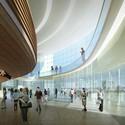 Interior public spaces. Image © Arte Charpentier Architectes
