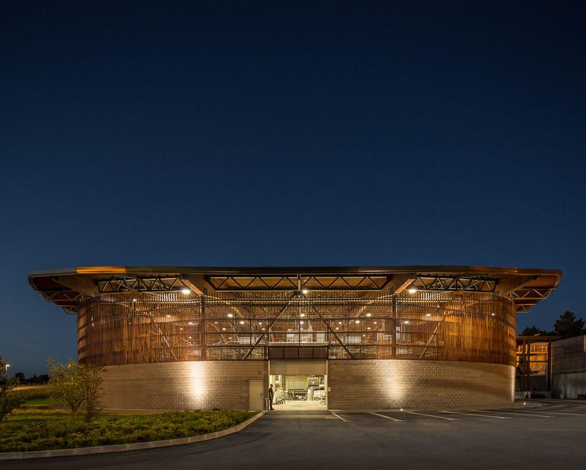 Bodega Vinícola / A.Burmester Arquitectos Associados, © Fernando Guerra | FG+SG