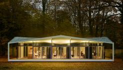 Fellows Pavilion - American Academy Berlin  / Barkow Leibinger