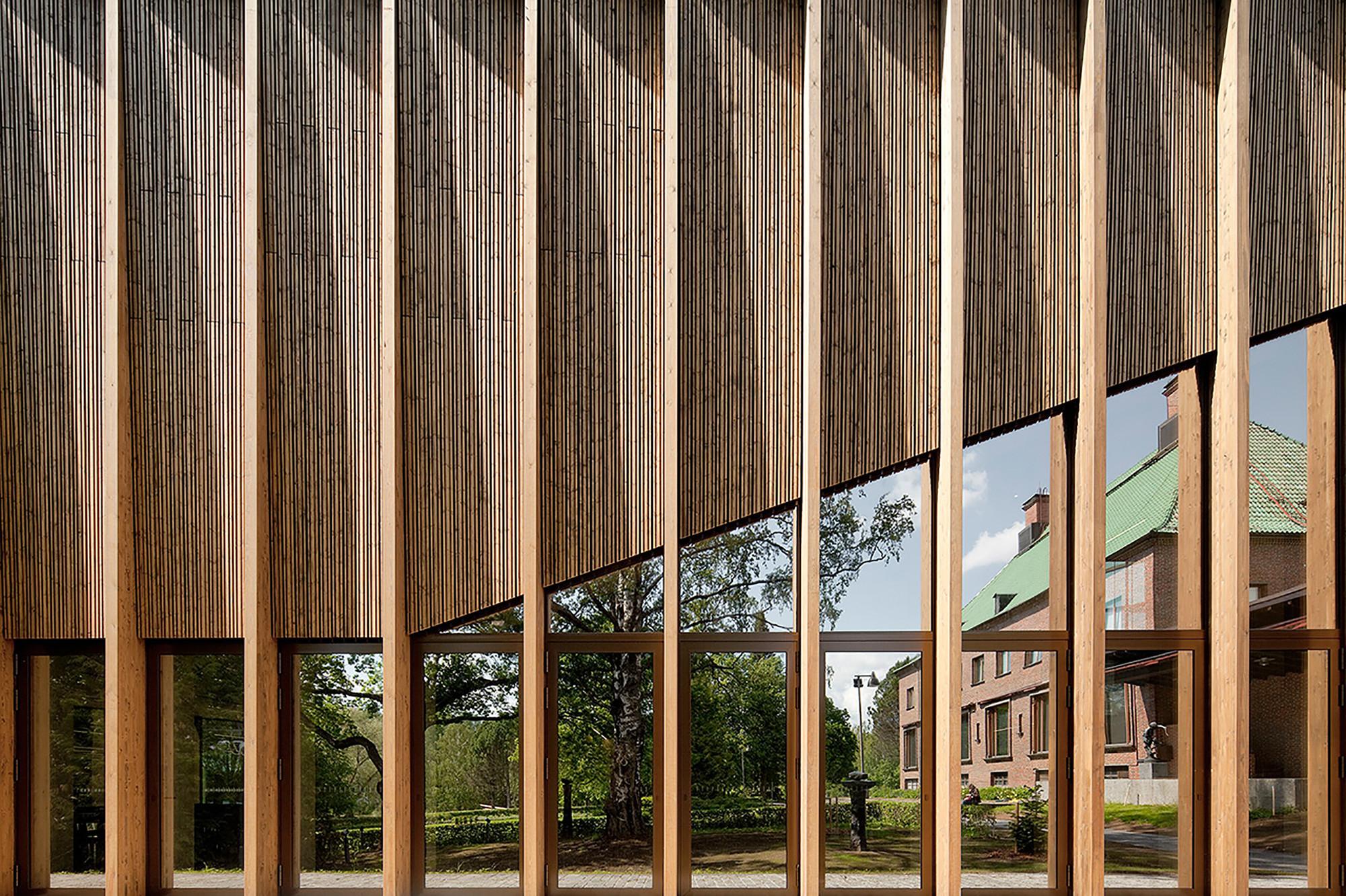 Museu Gösta Serlachius  / MX_SI , © Pedro Pegenaute