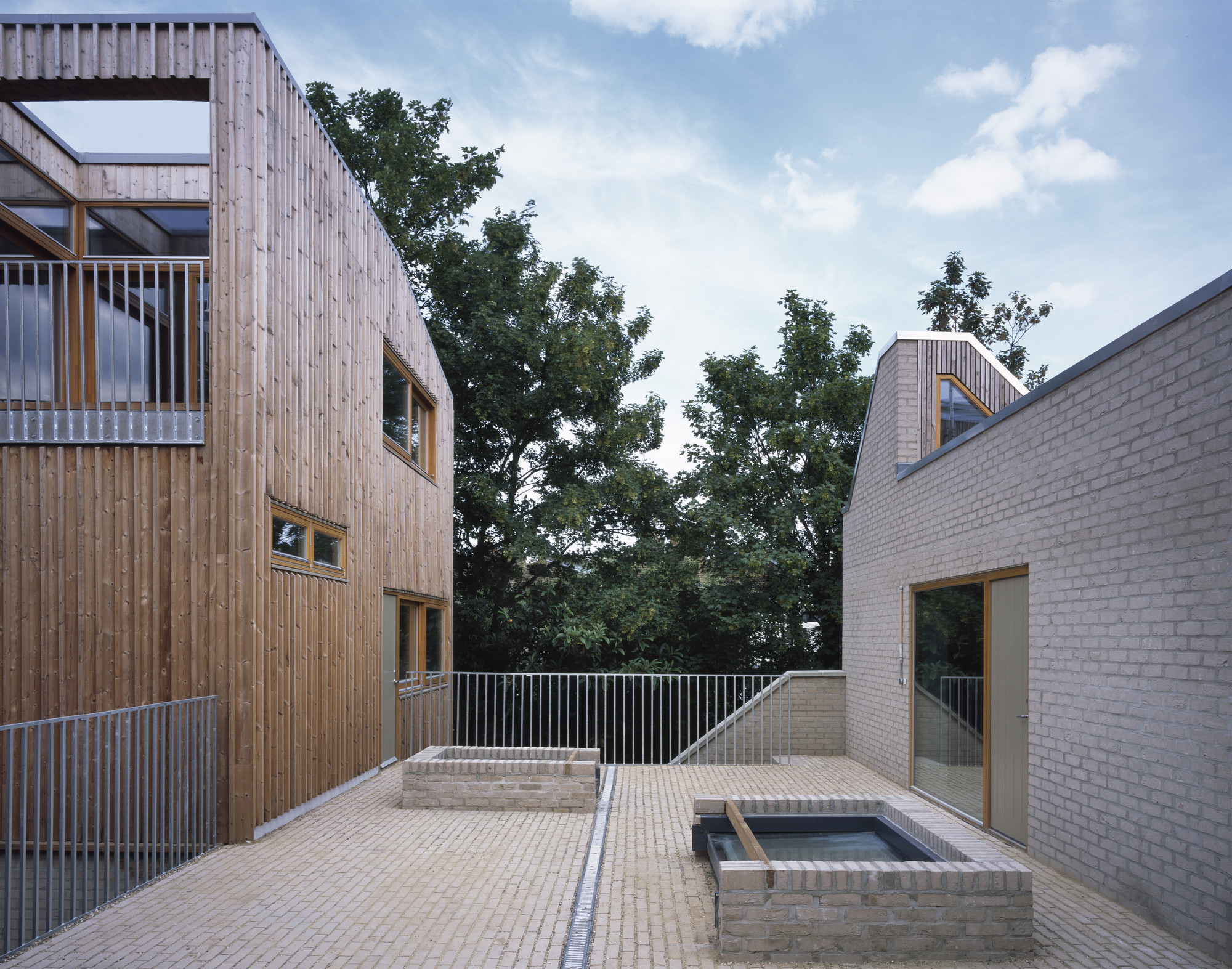 1–6 Copper Lane N16 9NS / Henley Halebrown Rorrison Architects, © Ioana Marinescu