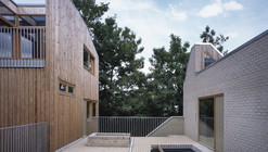 1–6 Copper Lane N16 9NS / Henley Halebrown Rorrison Architects