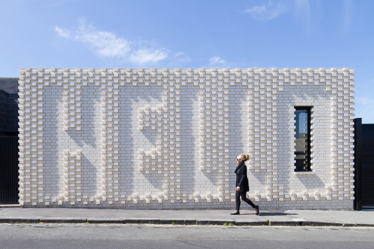Hello House / OOF!, © Nic Granleese