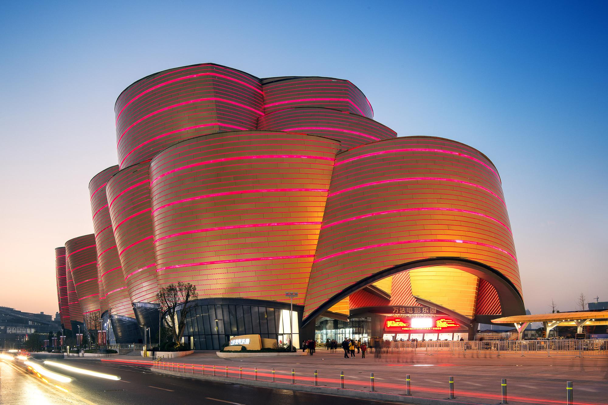 Wanda Movie Park Stufish Entertainment Architects