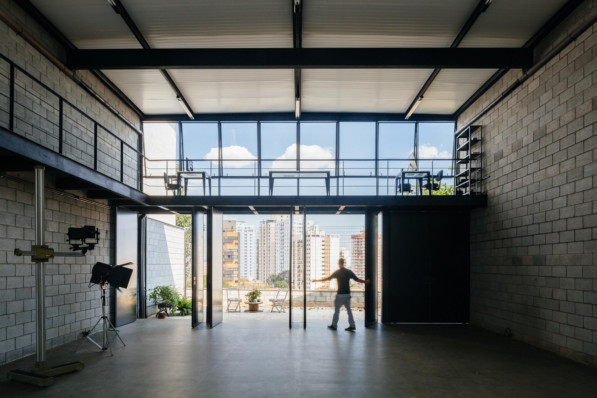 Galeria De Casa Est Dio Terra E Tuma Arquitetos