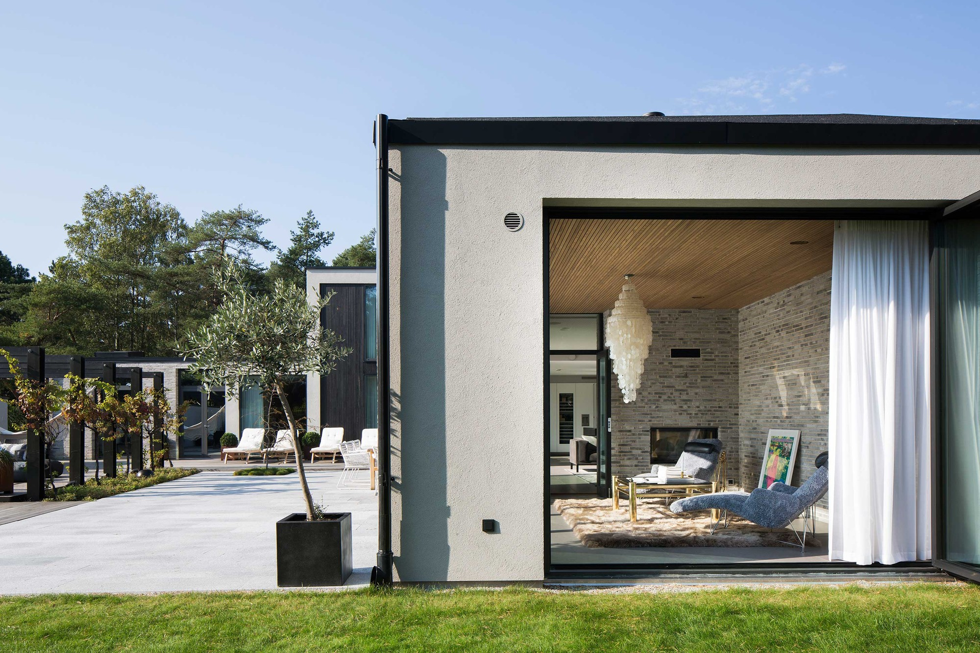 Residência J / Johan Sundberg, © Markus Linderoth