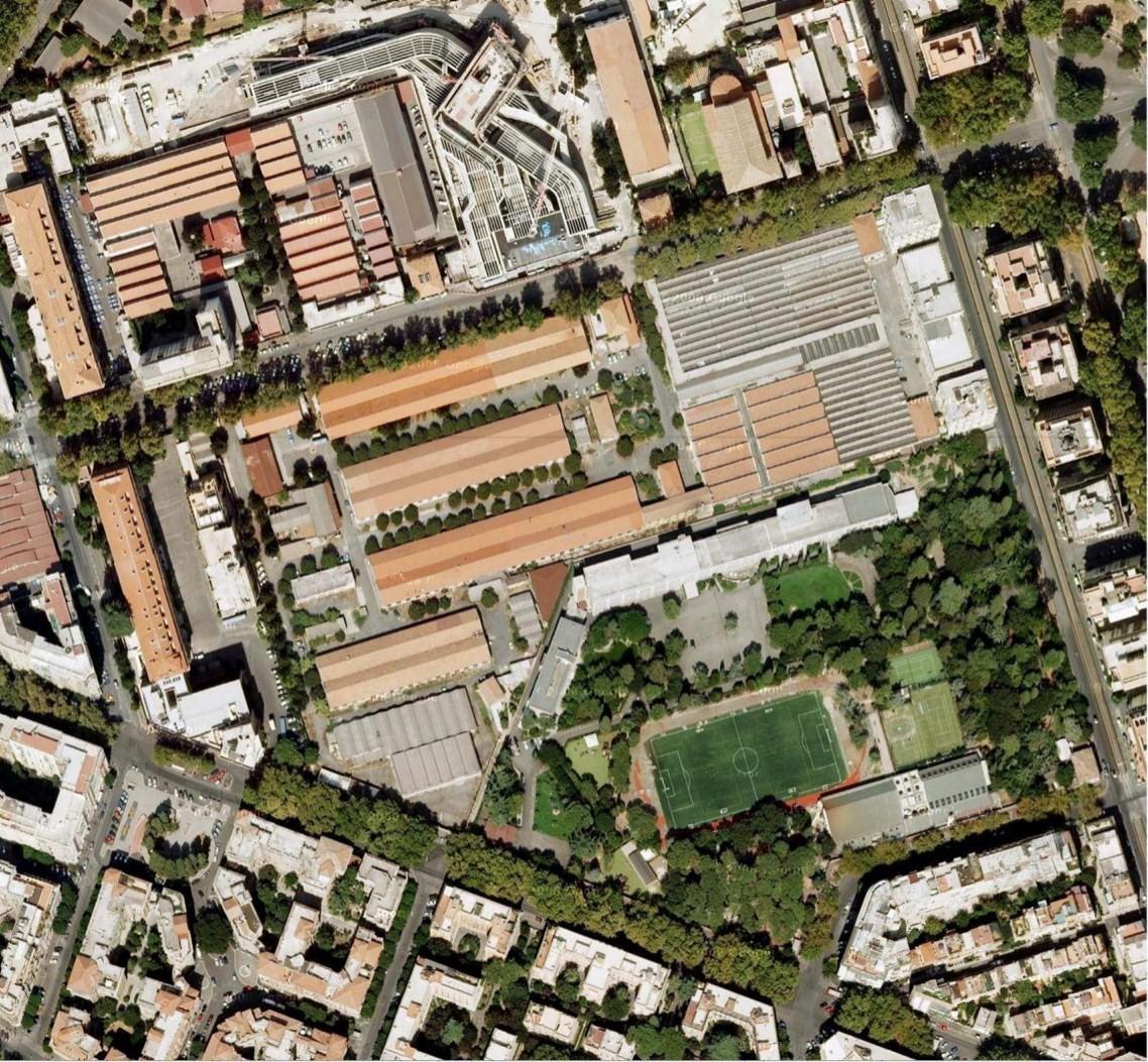 Progetto Flaminio Announces Competition for Rome's New City of Science District, Courtesy of Progetto Flaminio