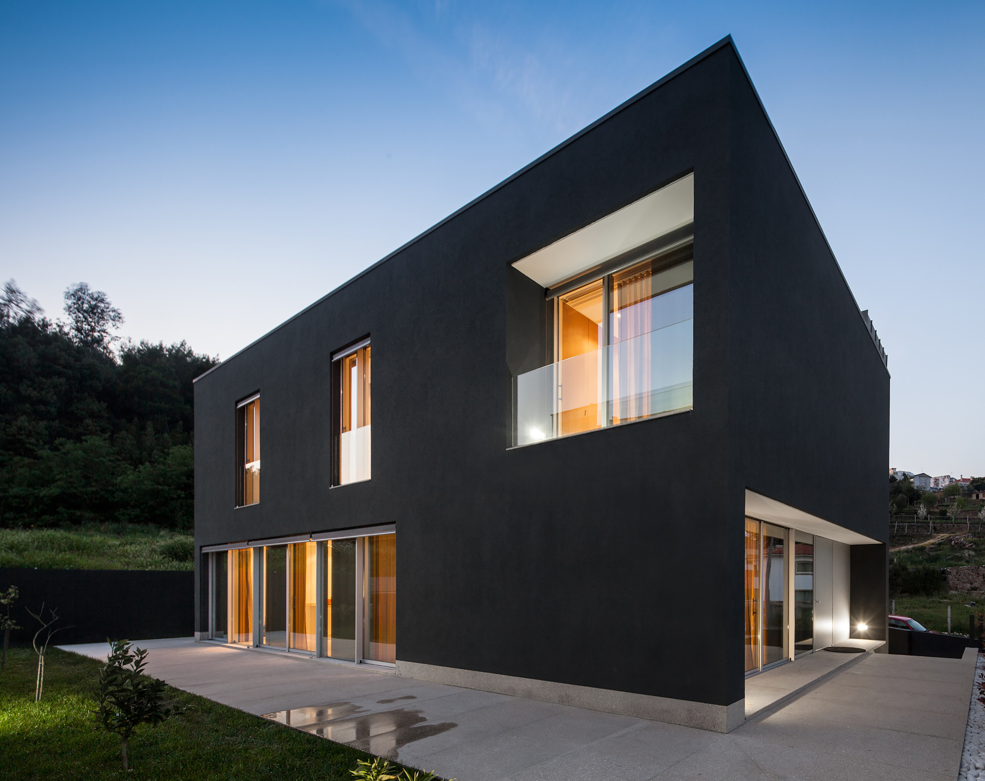 Building At Mountain Top Design Award