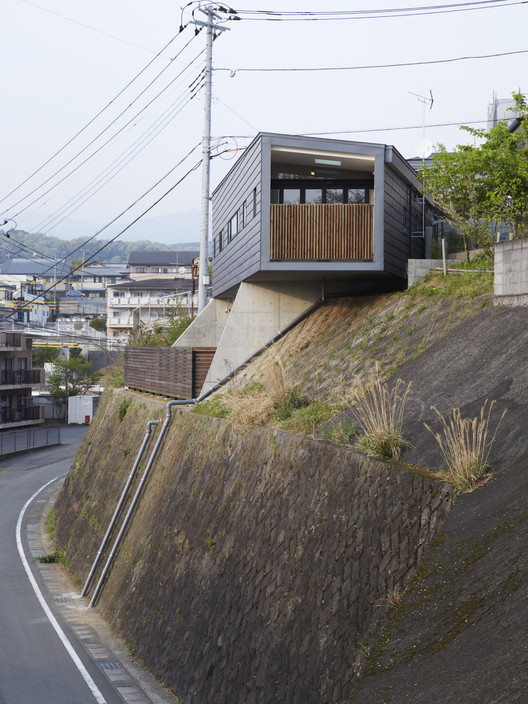 MS / Yo Yamagata Architects, © Forward Stroke / Koji Okumura