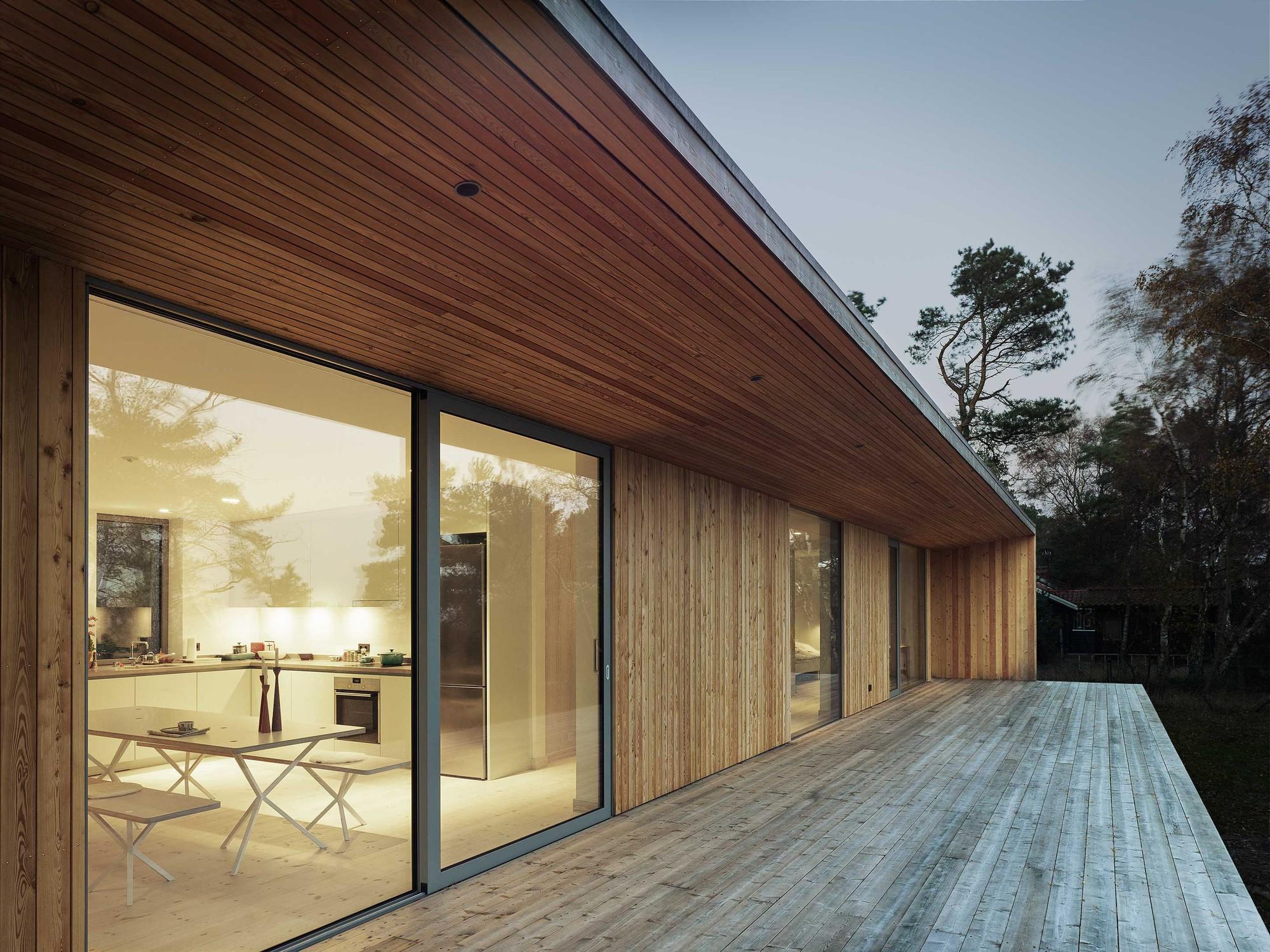 Casa de Verão Akenine / Johan Sundberg, © Peo Olsson