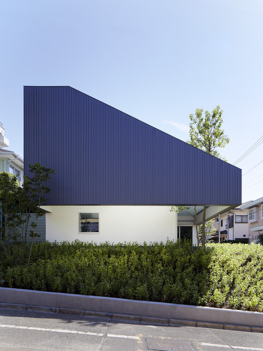 TY / Yo Yamagata Architects + AND Associates, © Forward Stroke / Koji Okumura