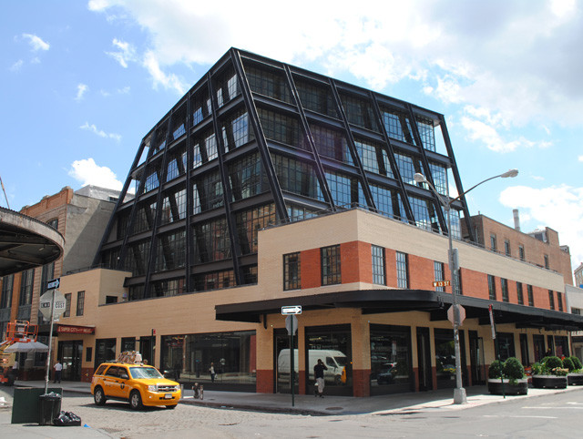 Why Are There Still No Built Traces of New York's Tech Industry?, 837 Washington Street. ImageImage via New York YIMBY