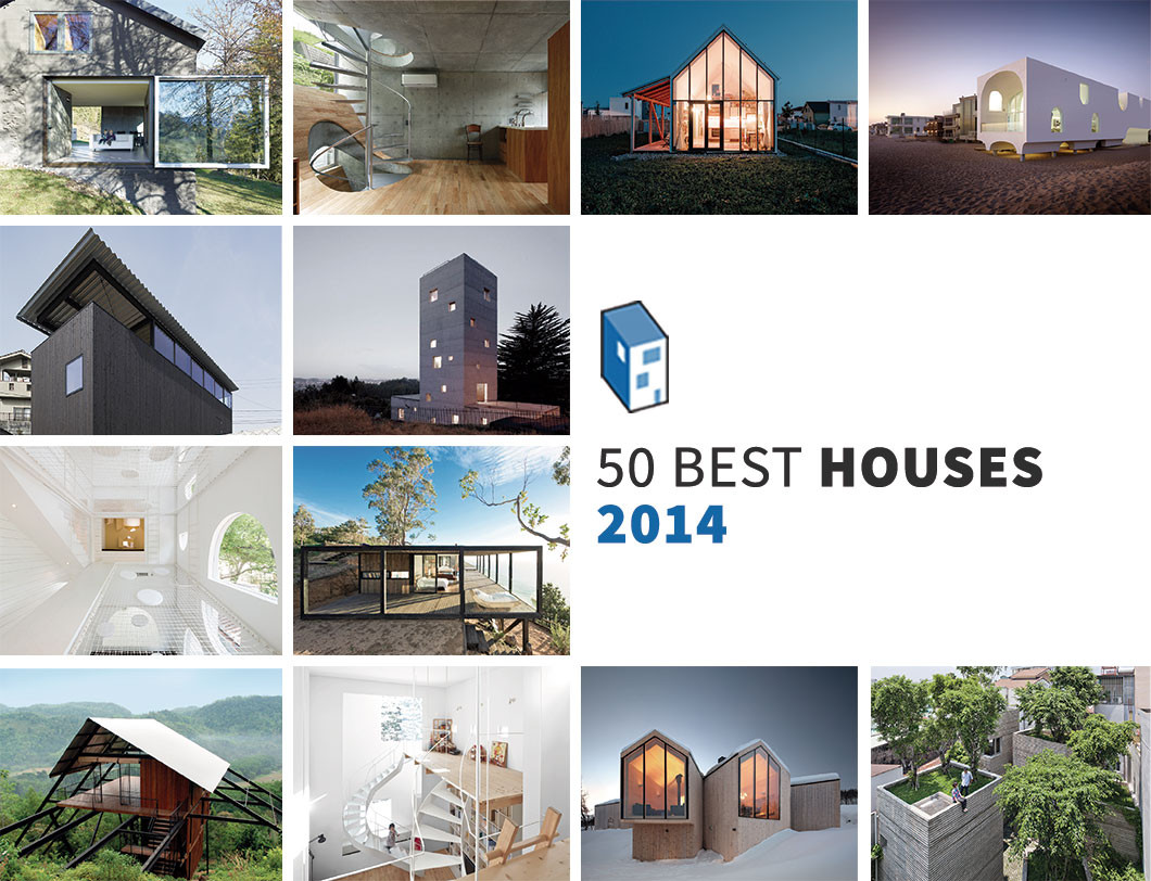 ArchDaily's 50 Best Houses of 2014