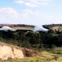 Vista geral do parque. Image Cortesia de Urbana Arquitetura