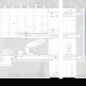 Corte ampliado. Image Cortesia de Estudio BRA Arquitetura