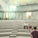 Interior View- Lecture Hall. Image © ARCVS