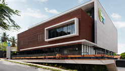 Academia Pulse Health & Fitness / RoccoVidal Perkins+Will