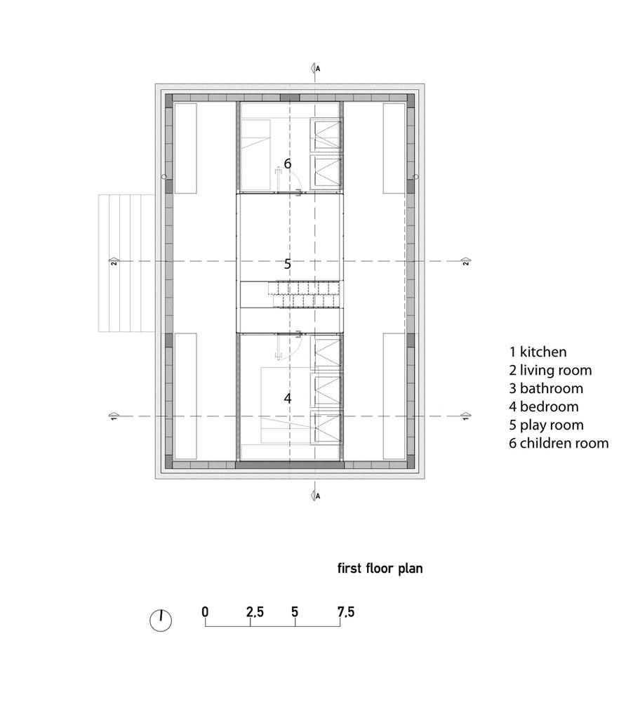 compact karst housefloor plan - Toddler Room Floor Plan