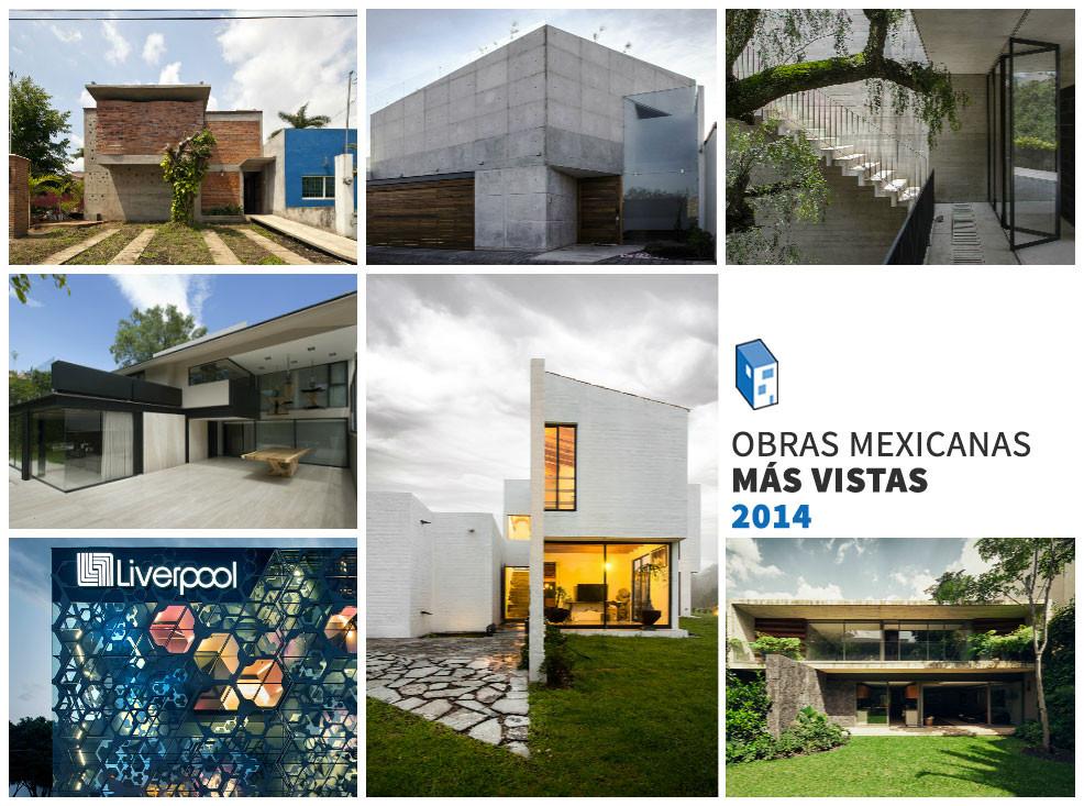 Las 25 obras mexicanas más vistas en 2014