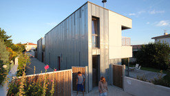 2 En 1 : Intergenerational House / TICA architecture