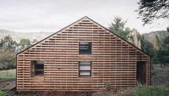 Casa Holmes - Fuentealba / Francis Pfenniger